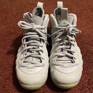 """Nike Foamposits """"wolf grey"""""""
